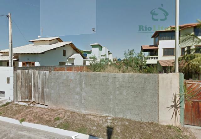 Terreno residencial à venda, Bela Vista, Rio das Ostras.