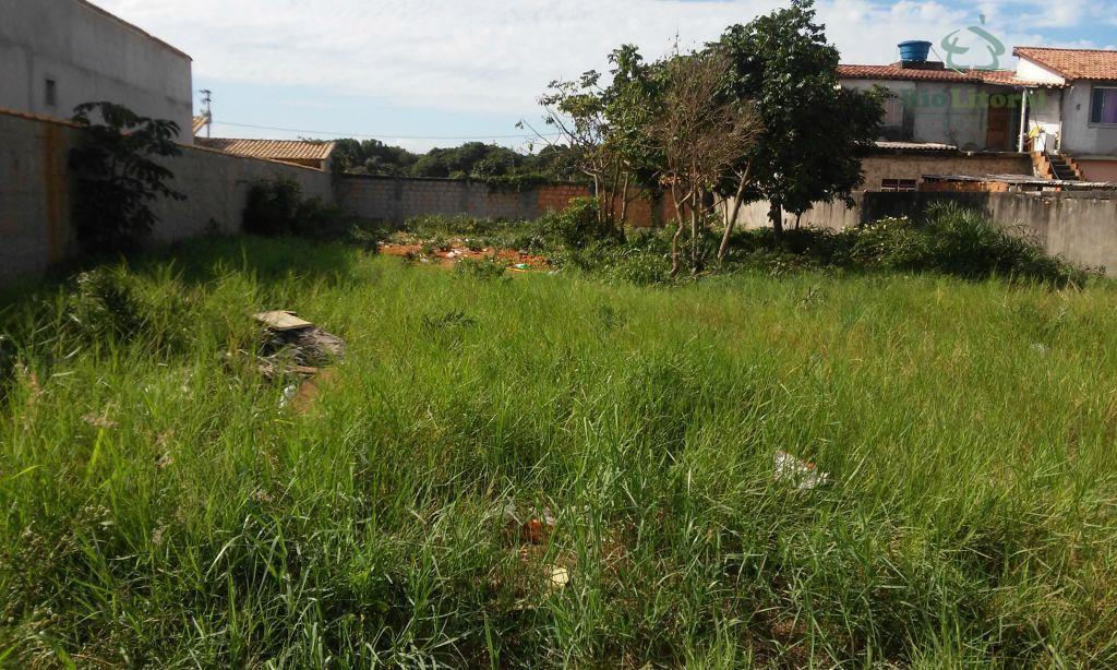 Terreno de 608 m² a duas quadra da praia
