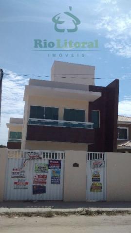Casa residencial à venda, Jardim Bela Vista, Rio das Ostras.