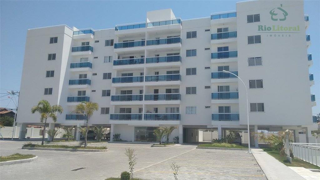 Apartamento residencial para locação, Recreio, Rio das Ostras.