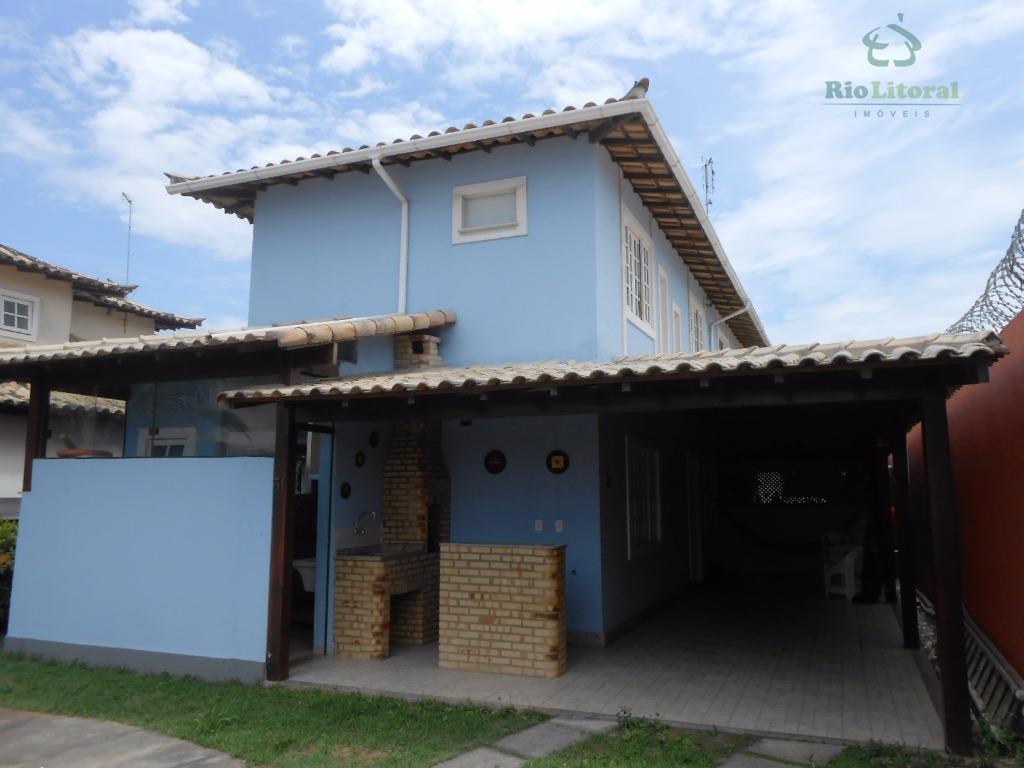Casa duplex no Jardim Campomar, Rio das Ostras.