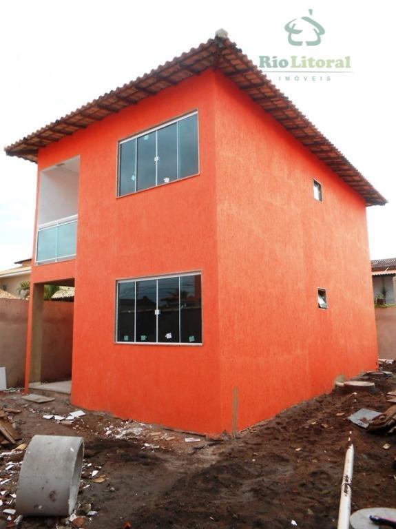 Casa  Duplex no Jardim Atlântico, Rio das Ostras.