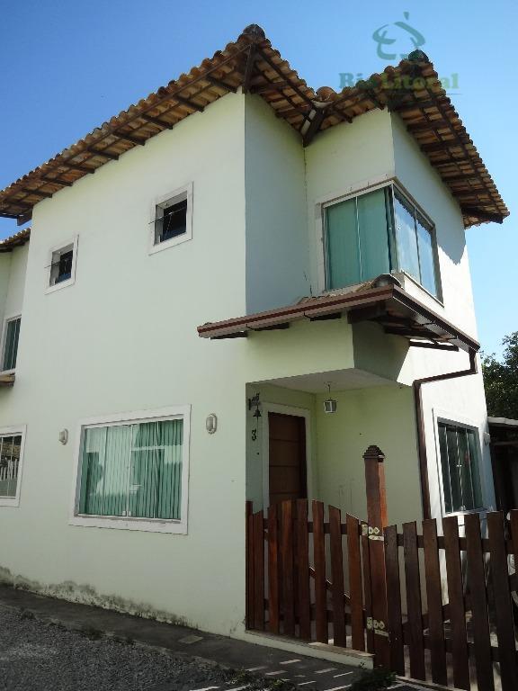 Ótima casa duplex em Rio das Ostras