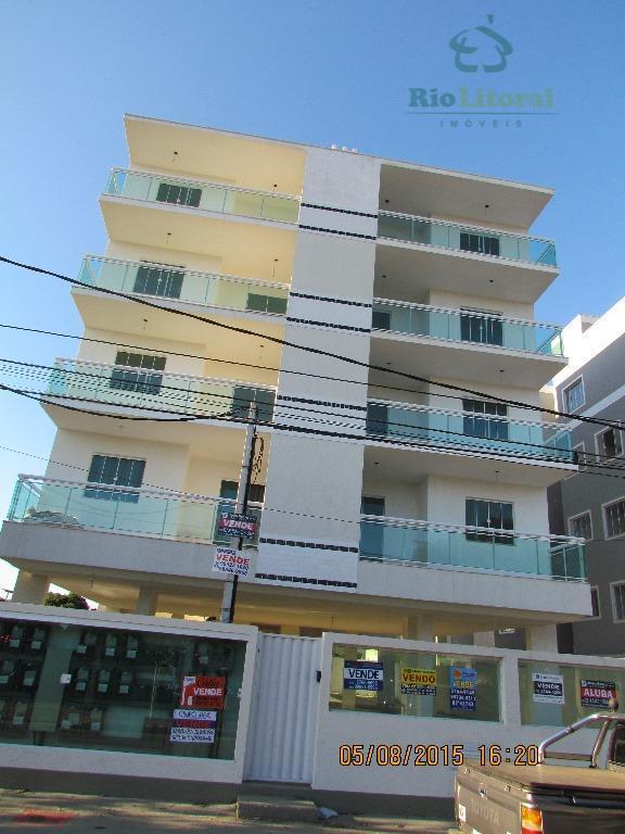 Excelente apartamento 2 quartos ( sendo 1 suíte) em  Rio das Ostras