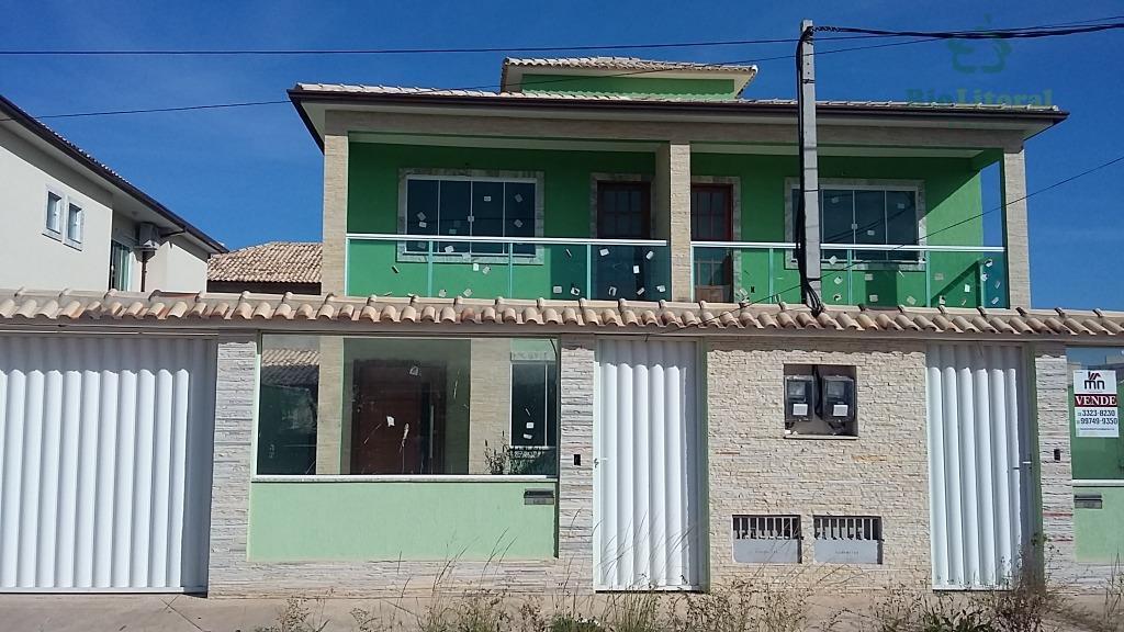 Excelente casa Independente em Rio das Ostras - 03 Suites