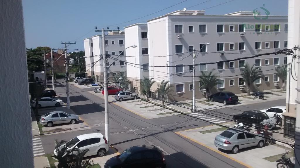 Apartamento residencial para venda e locação, Jardim Mariléa, Rio das Ostras.