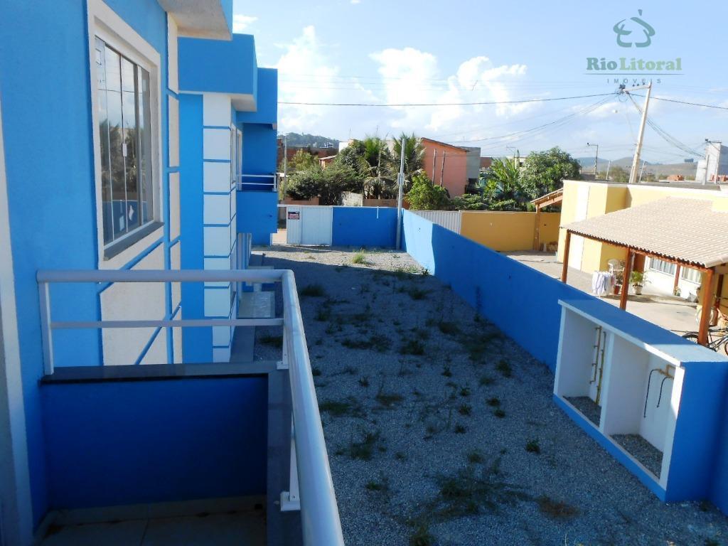 Excelente apartamento no Âncora em Rio das Ostras com preço imperdível, pelo programa minha casa minha vida.