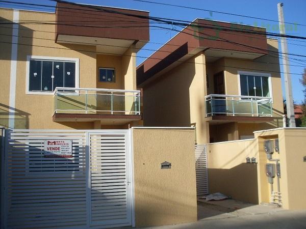 Excelente casa duplex (2 suítes)