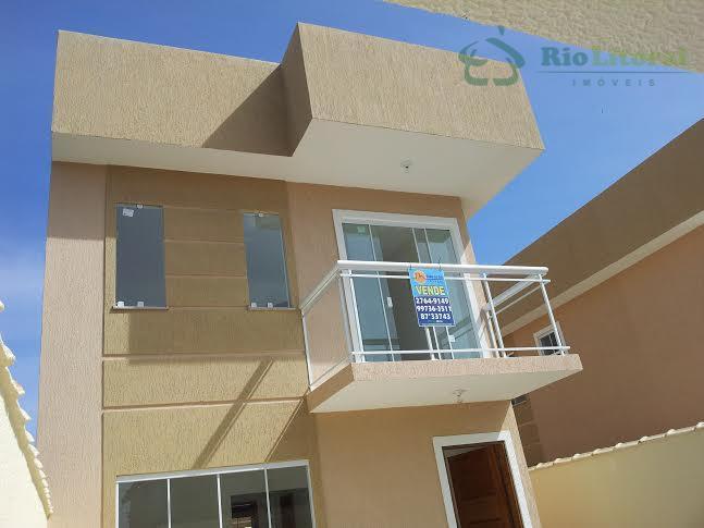 Casa residencial à venda, Village Rio das Ostras, Rio das Ostras.