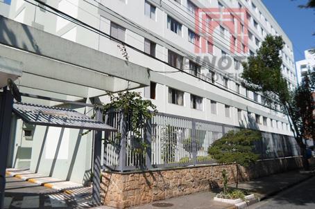 Apartamento residencial à venda, Centro, São Bernardo do Campo - AP4851.