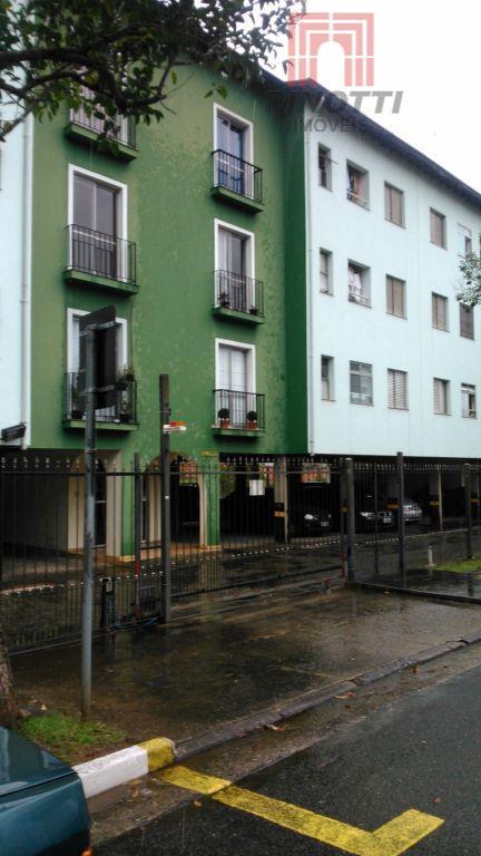 Apartamento  residencial à venda, Parque Terra Nova II, São Bernardo do Campo.