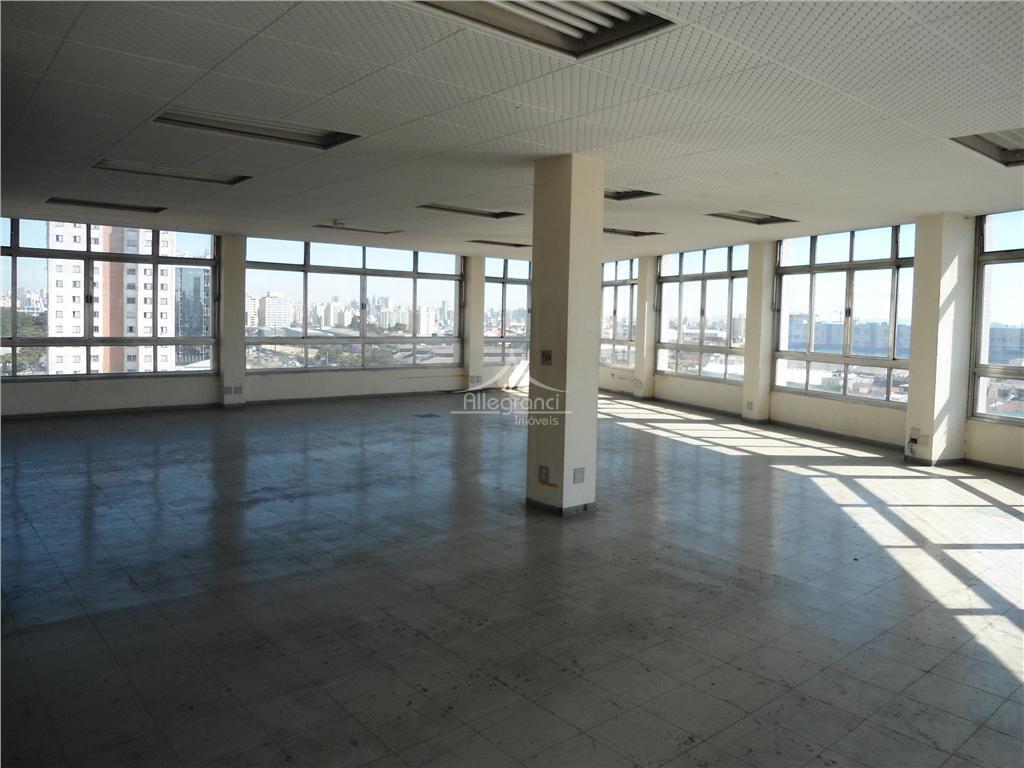 Laje comercial para venda e locação, Belenzinho, São Paulo - LJ0001.