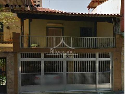 Casa residencial à venda, Belenzinho, São Paulo - CA0606.