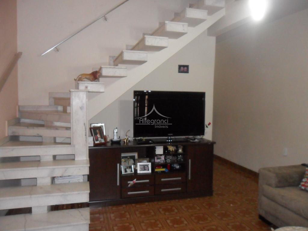 Casa residencial à venda, Belenzinho, São Paulo - CA0257.
