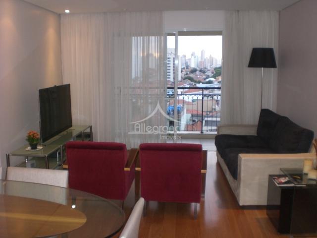 Apartamento residencial à venda, Belenzinho, São Paulo - AP0254.
