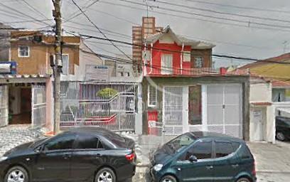 Casa residencial à venda, Belenzinho, São Paulo - CA0214.