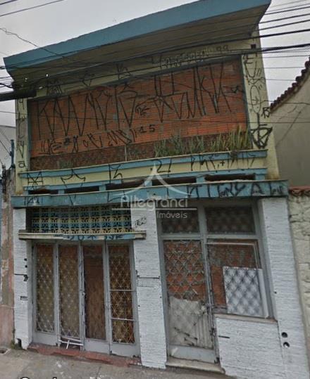 Terreno residencial à venda, Belenzinho, São Paulo - TE0017.