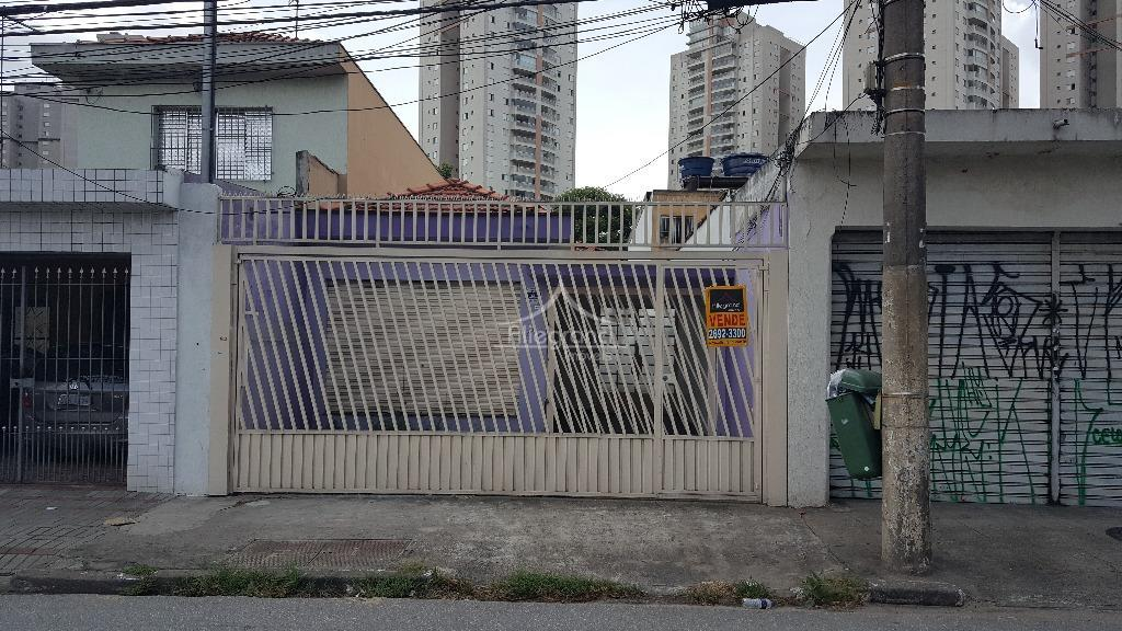 Casa residencial à venda, Tatuapé, São Paulo.