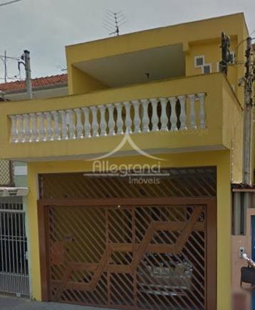 Casa residencial à venda, Catumbi, São Paulo - CA0275.