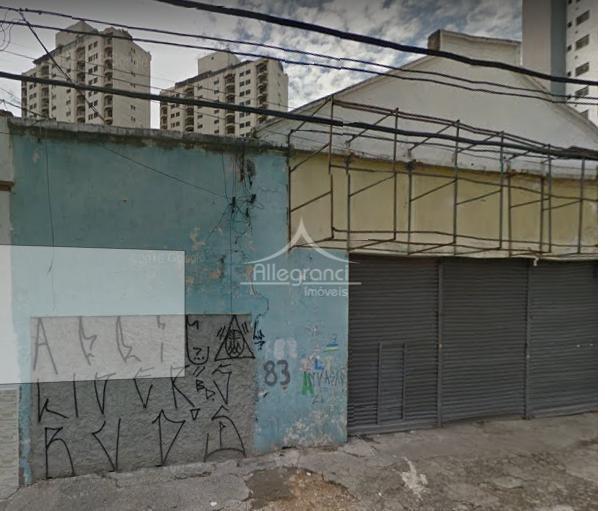 Terreno comercial à venda, Belenzinho, São Paulo.