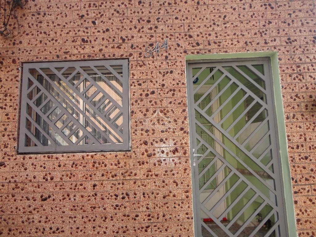 Sobrado residencial à venda, Cidade Mãe do Céu, São Paulo.