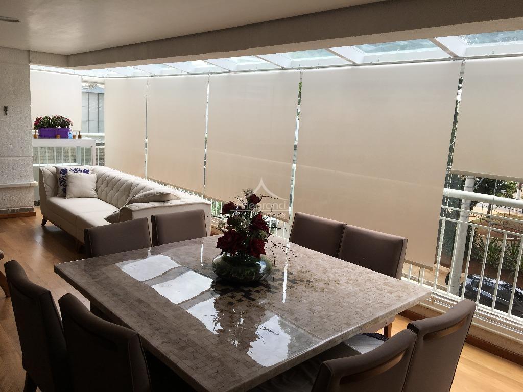 excelente apartamento de 152m, 3 dorms sendo 2 suítes e 1 suítes master com closet de...