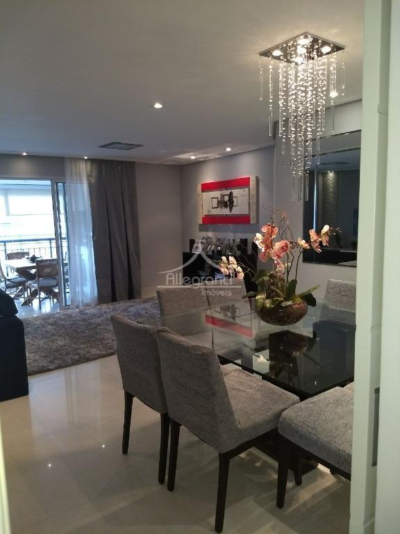 Apartamento residencial à venda, Belenzinho, São Paulo - AP1558.