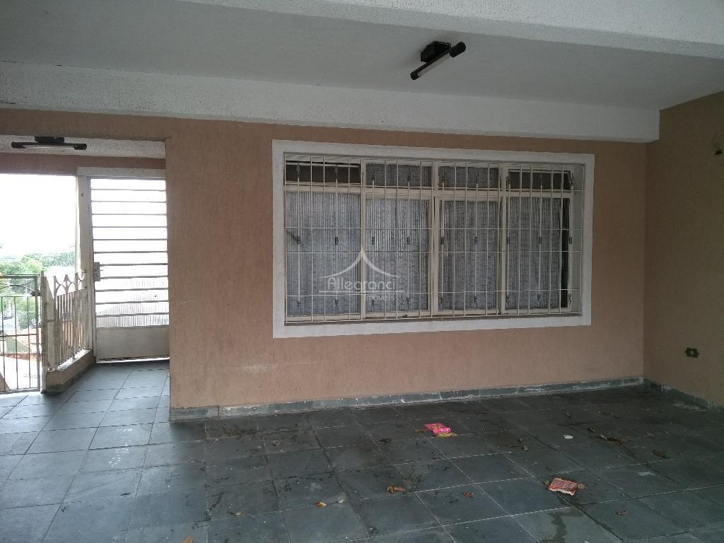 Casa residencial à venda, Vila Maria Alta, São Paulo.