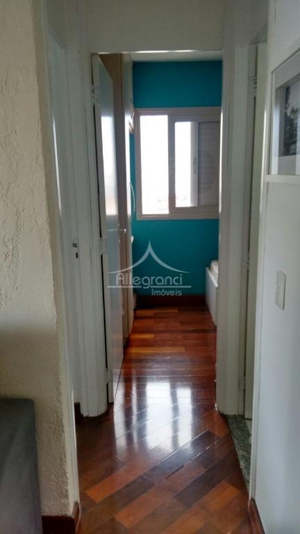 Apartamento residencial à venda, Mooca, São Paulo - AP1634.