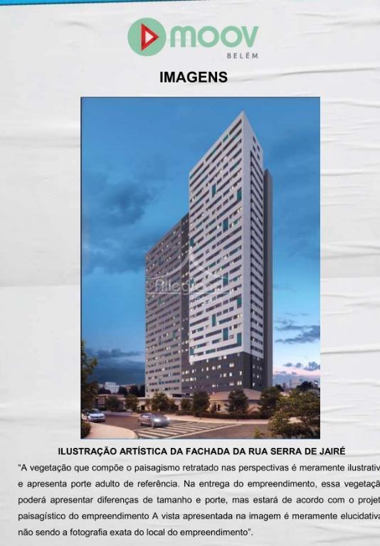 Apartamento residencial à venda, Belém, São Paulo.