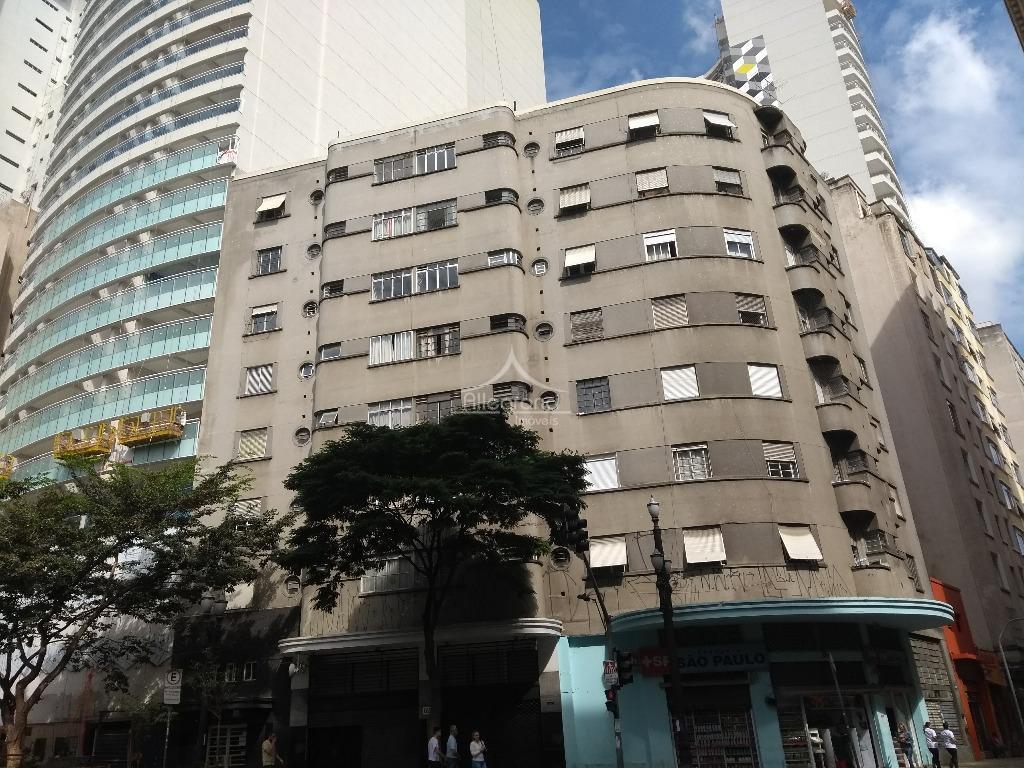Apartamento residencial à venda, Centro, São Paulo.