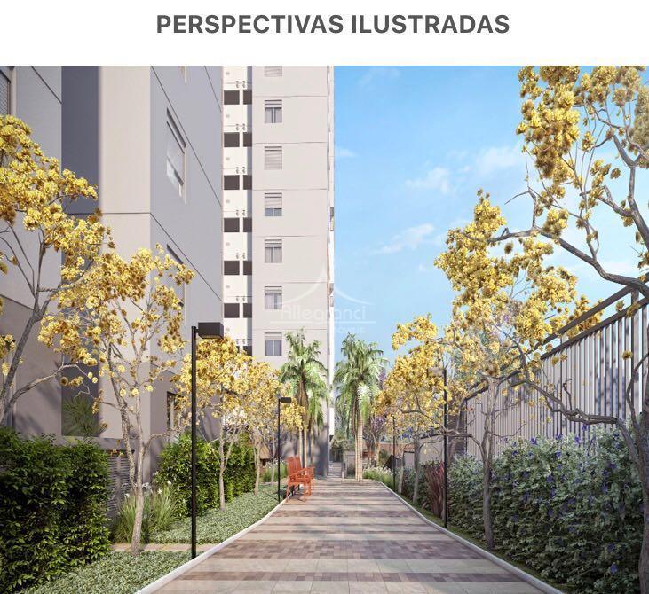 Apartamento residencial à venda, Tatuapé, São Paulo - AP1590.