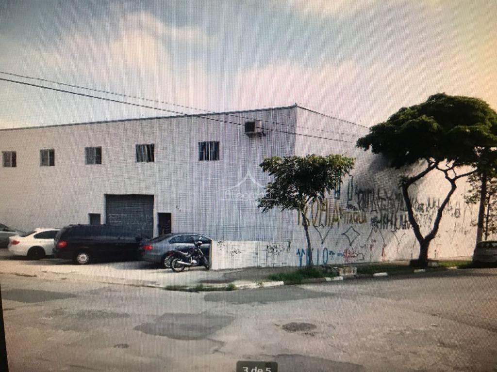 Galpão comercial para locação, Vila Prudente, São Paulo.