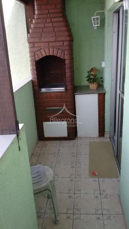 Apartamento residencial à venda, Vila Camargos, Guarulhos.