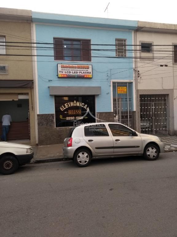 Casa residencial à venda, Belém, São Paulo.