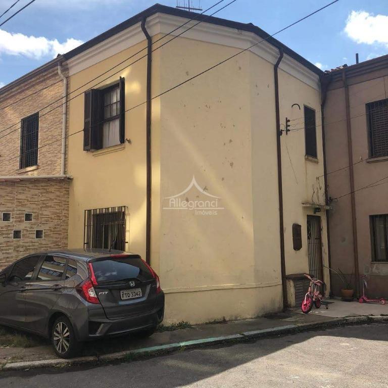 Casa com 2 dormitórios à venda, 72 m² por R$ 350.000 - Belém - São Paulo/SP
