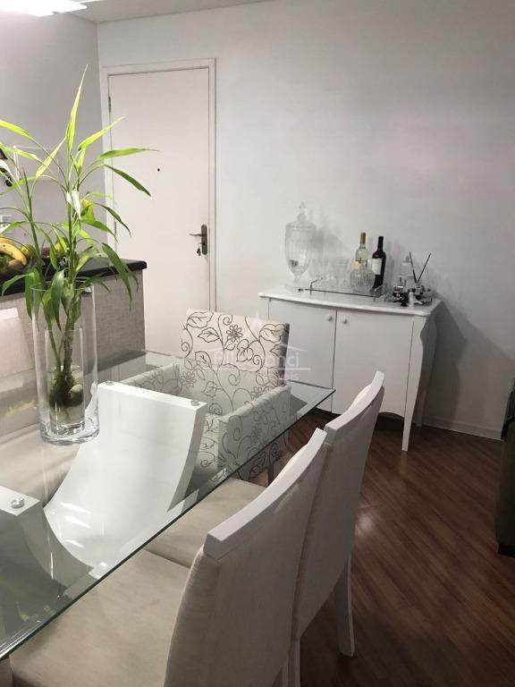 Apartamento com 2 dormitórios à venda, 64 m² por R$ 550.000 - Brás - São Paulo/SP