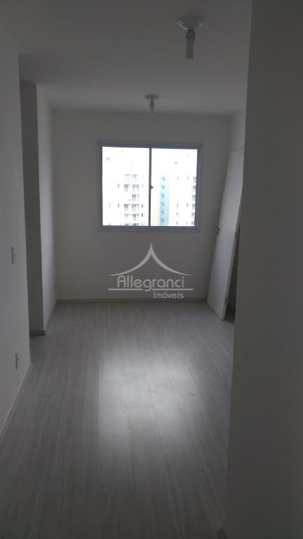 Apartamento com 2 dormitórios para alugar, 44 m² por R$ 1.200/mês - Brás - São Paulo/SP