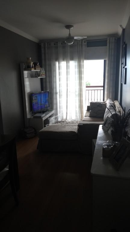 Apartamento com 2 dormitórios à venda, 52 m² por R$ 370.000 - Belenzinho - São Paulo/SP