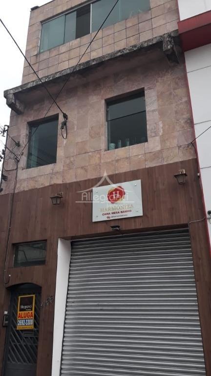 Sala para alugar, 15 m² por R$ 900/mês - Belém - São Paulo/SP