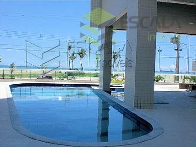 Apartamento Residencial à venda, Praia de Iracema, Fortaleza - AP0253.
