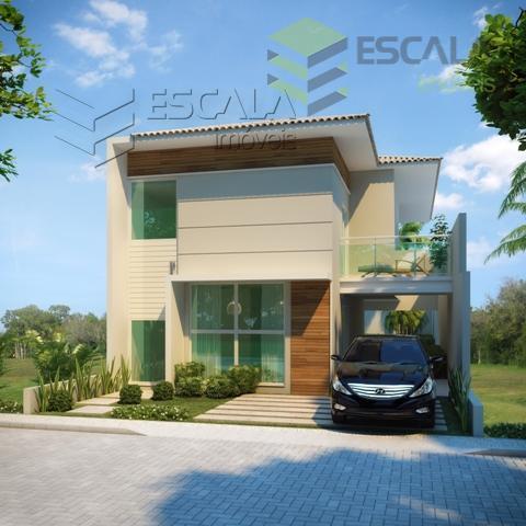 Casa Residencial à venda, Sapiranga, Fortaleza - CA0043.