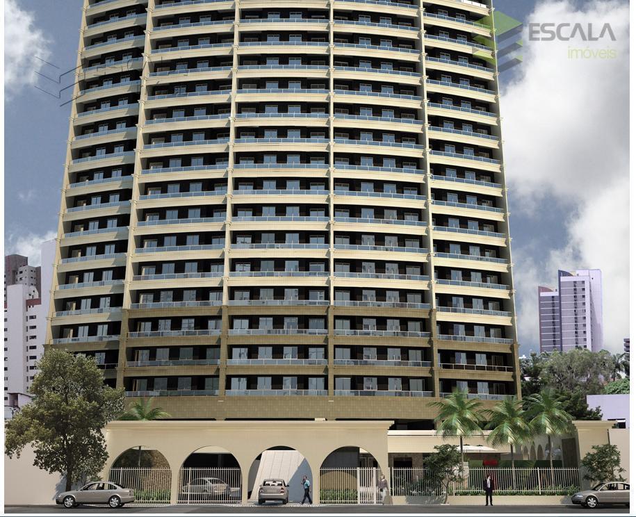 Apartamento Residencial à venda, Meireles, Fortaleza - AP0093.