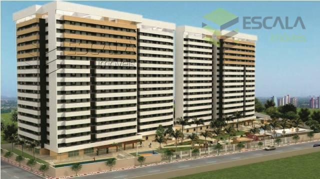 Apartamento Residencial à venda, Parquelândia, Fortaleza - AP0074.
