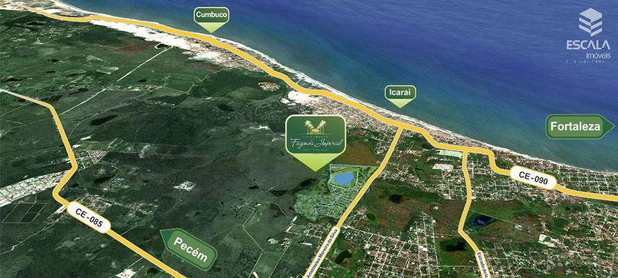 Terreno residencial à venda, Alto Do Garrote, Caucaia.
