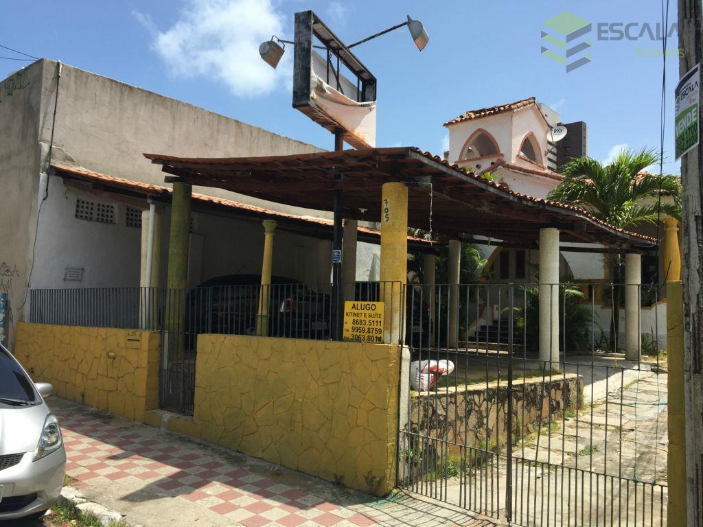 Casa residencial à venda, Aldeota, Fortaleza