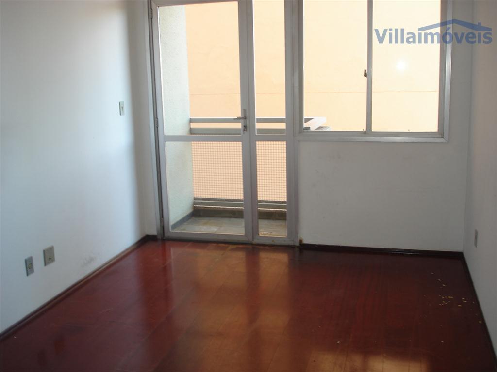 Apartamento residencial para locação, Vila Industrial, Campinas - AP0066.