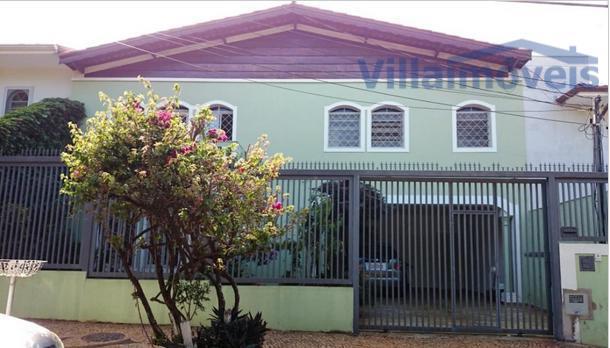 Casa residencial à venda, Jardim Chapadão, Campinas - CA0494.