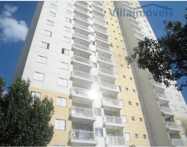 Apartamento residencial à venda, Vila João Jorge, Campinas - AP0639.