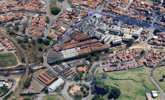 Área residencial à venda, Vila Industrial, Campinas - AR0005.